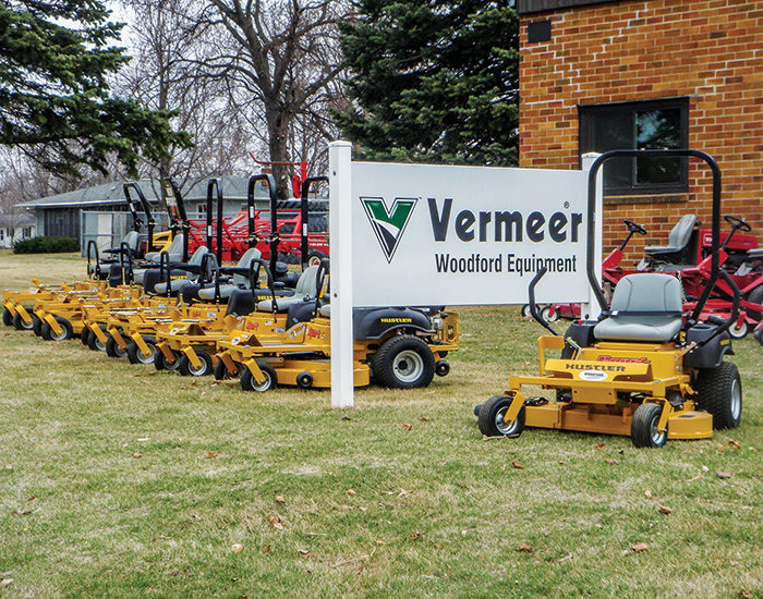 Woodford Equipment