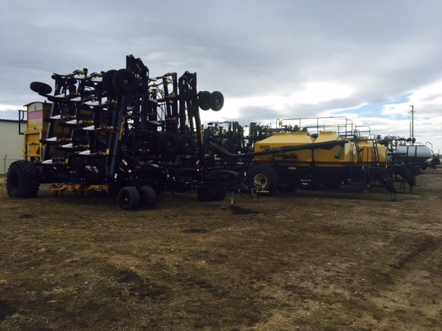 Exterior Big Equipment SeedMaster
