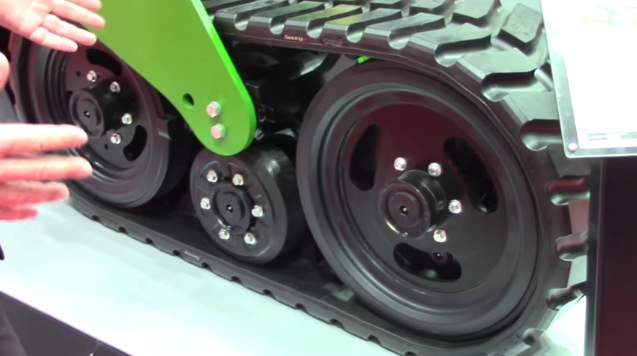 SoucyTrack Launches New Track System for John Deere Planters