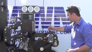 Dawn Equipment Showcases New Planter Automation Stand