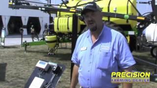 Bestway AutoGlide Auto Boom Height Control System at Farm Progress Show 2012