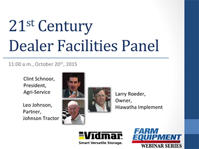 Building a 21st Century Dealership Facility