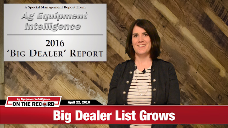 [On The Record] Big Dealer Report Reveals Growth in Multi-Store Dealerships