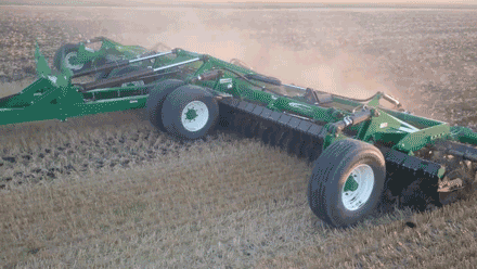 [Field Demo] Speedtiller Powerflex by K-Line Agriculture