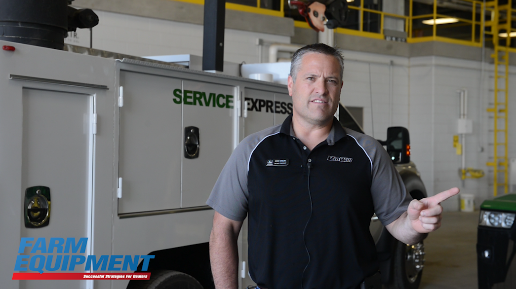 Service-First Mentality Makes Van Wall Equipment Stand Out