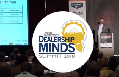 Learn Intelligence Driven Marketing Strategies at the 2018 Dealership Minds Summit