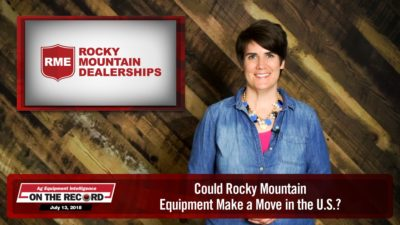 On the Record: Could Rocky Mountain Equipment Make a Move in the U.S.?