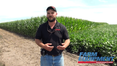 Interview with Daniel Fulton, Horsch AgVision Farm Manager, Downs, Ill
