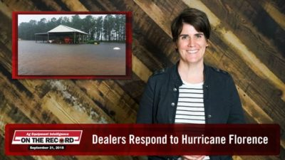 On the Record: Dealers Respond to Hurricane Florence