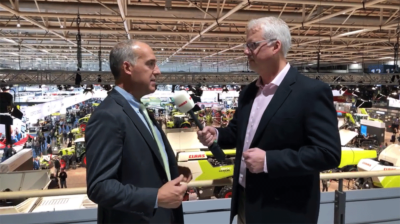 Claas' Eric Raby Discusses Changes Coming to North American Dealers