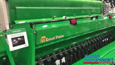 Great Plains Introduces the BD7600 Series of Min-Till Folding Box Drills