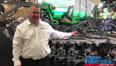 AGCO Details the Features on Fendt's New Momentum Planter