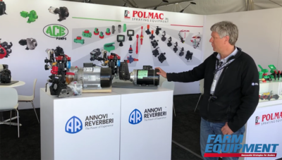 Annovi Reverberi Offers New Solutions for Pump Applications