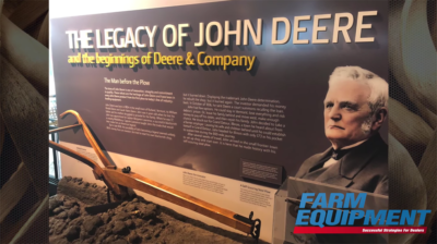 Early Decisions Made & Not Made in Deere's History