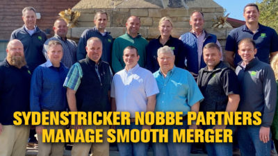 Sydenstricker Nobbe Partners Manage Smooth Merger