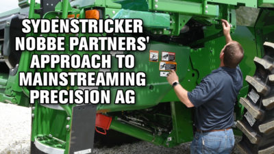 Sydenstricker Nobbe Partners' Approach to Mainstreaming Precision Ag