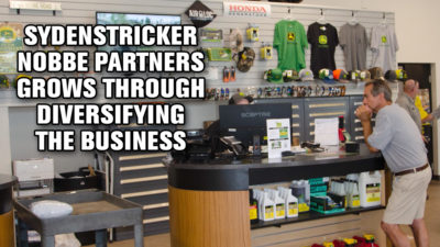 Sydenstricker Nobbe Partners Grows Through Diversifying the Business