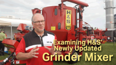 Examining H&S' Newly Updated Grinder Mixer